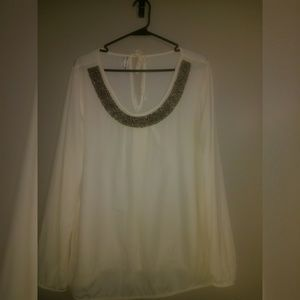 Maurice's Embellished Top